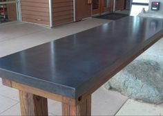 how to get certain color concrete countertops - Google Search