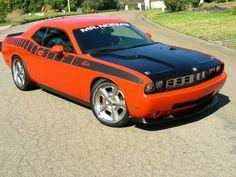 2009 Mr Norm's Super Cuda Dodge Challenger