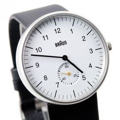 #Braun #Design #Dieter #Rams #Watches