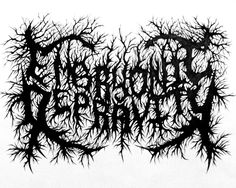 Embyronic Depravity death metal logo