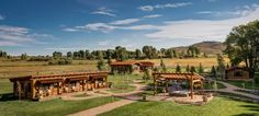 Magee Homestead Wyoming Ranch: The Lodge & Spa at Brush Creek Ranch