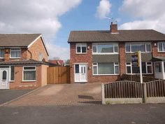 3 bedroom semi detached house for sale in Baslow Drive, Heald Green, Cheadle SK8 - 28271097