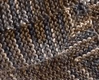 How To Loom Knit A 10 Stitch Blanket