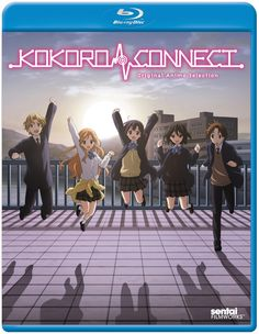 Kokoro Connect OVA Blu-ray Complete Collection (Hyb) (Original Anime Selection) #RightStuf2014