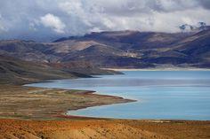 Lake Pelkhu Tso, Tibet