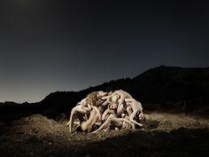 Naked photographed by Henrik Sorensen Photography- ONE EYELAND