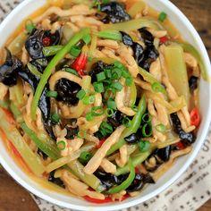 Yu Xiang Rou Si-Shredded Pork in Hot Garlic Sauce – China Sichuan Food