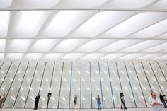 First Sneak Peek Inside Downtown's The Broad Art Museum - Curbed Inside - Curbed LA