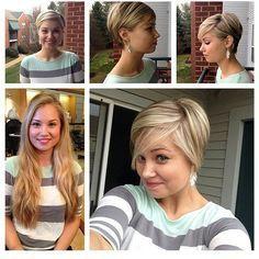 Nicht raspelkurz aber trotzdem kurz …, 11 großartige längere PIXIE-Frisuren! - Neue Frisur
