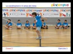 Giocampus: la coordinazione e il senso del ritmo, classe 2 - YouTube Youtube, Basketball Court, Youtubers, Youtube Movies