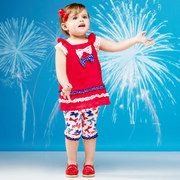 Take a look at the Patriotic Pride: Kids' Apparel event on #zulily today!