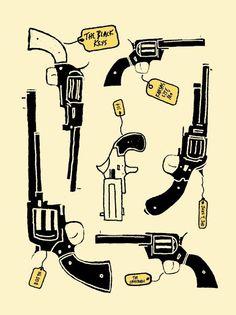 Black Keys Poster Art