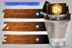 It is normal to feel scared while transferring OLM to PST because a lot of mac outlook users have lost their data with OLM to PST converter tools. So if you want to transfer OLM to PST files without the fear of data loss, you should try the Gladwev OLM to PST converter Ultimate. this tool works on mac without any lags or errors. The tool is automatic in its working so that there is 100% guarantee of data safety and there are no chances of human error. Test the free demo. Data Conversion, Data Integrity, Feeling Scared, User Interface, Infographics, Safety, Mac, Lost
