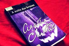 Sentido Contrário | Laly Oliveira: Eu li: A noite das bruxas - Agatha Christie
