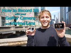 Record your story in 3d Video, Augmented Reality, Camera Lens, Vr, Gopro Camera, Money, Projects
