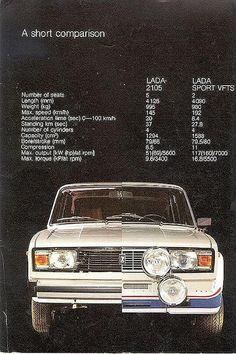 communist cars: LADA - VFTS