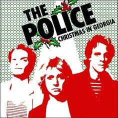 #TapasDeDiscos The Police Christmas in Georgia.