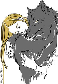 "Sam & Grace (""The Wolves of Mercy Falls"" by..."