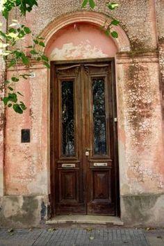 Doors... 古いドア
