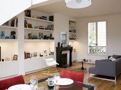 Aménagement : un atelier d'artiste devenu un loft design
