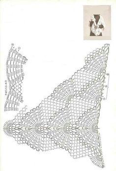 Shawl H chart