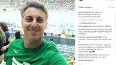 Luciano Huck tenta pagar de bonzinho, mas é vaiado e 'expulso' de estádio na Olimpíada | Revista Styllus