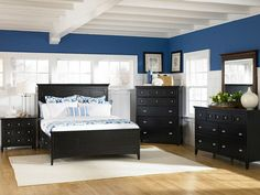 Magnussen Home Southampton BedRoom Set