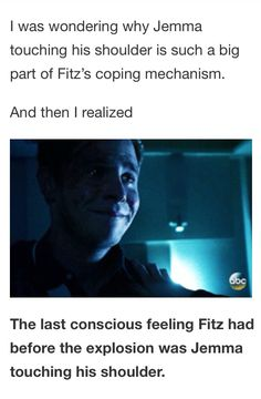 I can not handle all of these feels!!!   Agents of S.H.I.E.L.D.-----My heart...It hurts