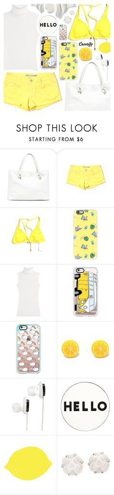 """""""Throwback Thursday"""" by pastelneon ❤ liked on Polyvore featuring Sole Society, Tractr, Ella Moss, Casetify, Diane Von Furstenberg, SOL Republic, Lisa Perry and Chanel"""
