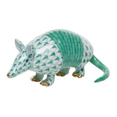 Armadillo - in the garden??  OR in the house??