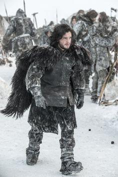 "Jon Snow - First Photos from ""Game of Thrones"" Season 3 - Kit Harington"
