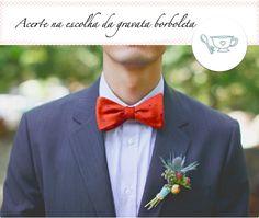 Acerte na escolha da gravata borboleta noivos blog de casamento colher de Chá Noivas new gents
