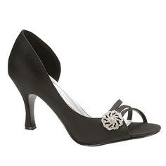 Shop for designer dress shoes at Simply Dresses. Sexy high heels for prom, formal designer dress shoes, bridal shoes and high heels for bridesmaids. High Heels For Prom, Prom Heels, Sexy High Heels, Womens High Heels, Cute Black Heels, Black Pumps Heels, High Heel Pumps, Designer Dress Shoes, Formal Shoes
