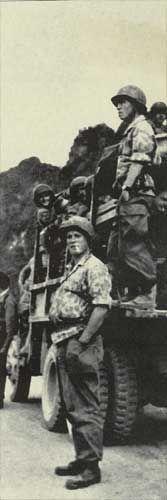 Hoa Binh legionnaires parachutistes, French Indochina war, pin by Paolo Marzioli