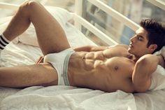 Male Models, Hot Guys & Muscular Beauty : Photo