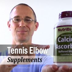 Are there any supplements for Tennis Elbow that will relieve your pain and help you heal or are they just a waste of money? [PODCAST] Full post here: https://tenniselbowclassroom.com/tennis-elbow-treatments/tennis-elbow-supplements-useful-remedy-or-waste-of-money/ #TennisElbow