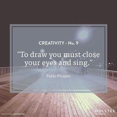 What does your creative process look like? #creativity #quote...