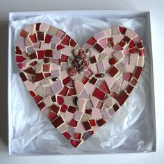 broken china mosaic - Google Search