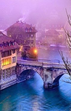 Bern, Switzerland by Bety Sherry