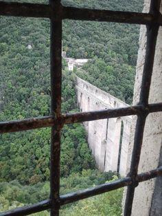 Spoleto, híd Sorrento To Capri, Italy, Travel, Italia, Viajes, Destinations, Traveling, Trips