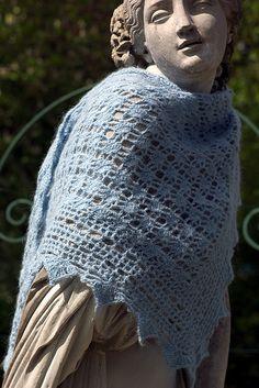 I love shawls