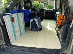 Jimny en Camping-Car !