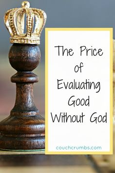 Join me as God reveals a new take on Daniel and the Lion's Den, and the price we pay for evaluating good without God's wisdom and approval at couchcrumbs.com! #ChristianLifestyleWoman #ChristianFaith #ChristianInspiration #ChristianRelationshipChrist #ChristianEncouragement