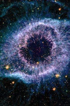 NGC 7293, Helix Nebula. Lies 700 light year away in the constellation Aquarius.