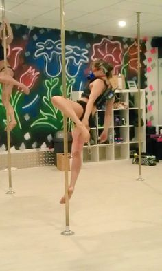 Assessing the energy cost of #poledancing using the COSMED K5 at the University of Western Australia (UWA)