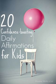 These inspirationsal quotes and affirmations are great for building confidence in kids. Your baby girl or baby boy will thank you for helping them build up their self-esteem.