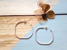 Hummingbird, Earrings Handmade, My Etsy Shop, Hoop Earrings, Unique Jewelry, Handmade Gifts, Vintage, Kid Craft Gifts, Craft Gifts