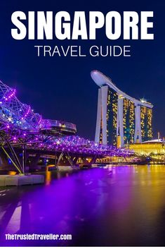 This Singapore Travel Guide aims to provide you with useful travel planning information and inspiration for planning a trip to Singapore. Singapore Travel Tips, Singapore Singapore, Travel Pictures, Travel Photos, Couple, Discount Travel, Ultimate Travel, Travel Information, Asia Travel
