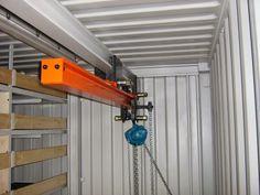 Container Oficina: Funcional e Prático