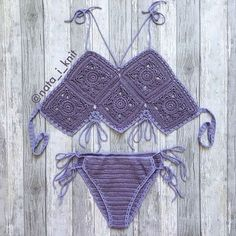 Купальник Crochet Halter Tops, Beach Crochet, Crochet Bikini Top, Diy Crochet, Crochet Shoes, Crochet Clothes, Crochet Designs, Crochet Patterns, Summer Knitting